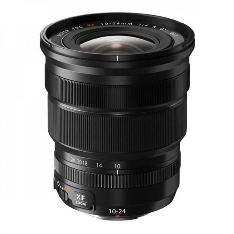 Fujinon XF 10-24mm:  for Real Estate