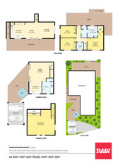 Afforable Floorplans for Real Estate Agents central coast nsw