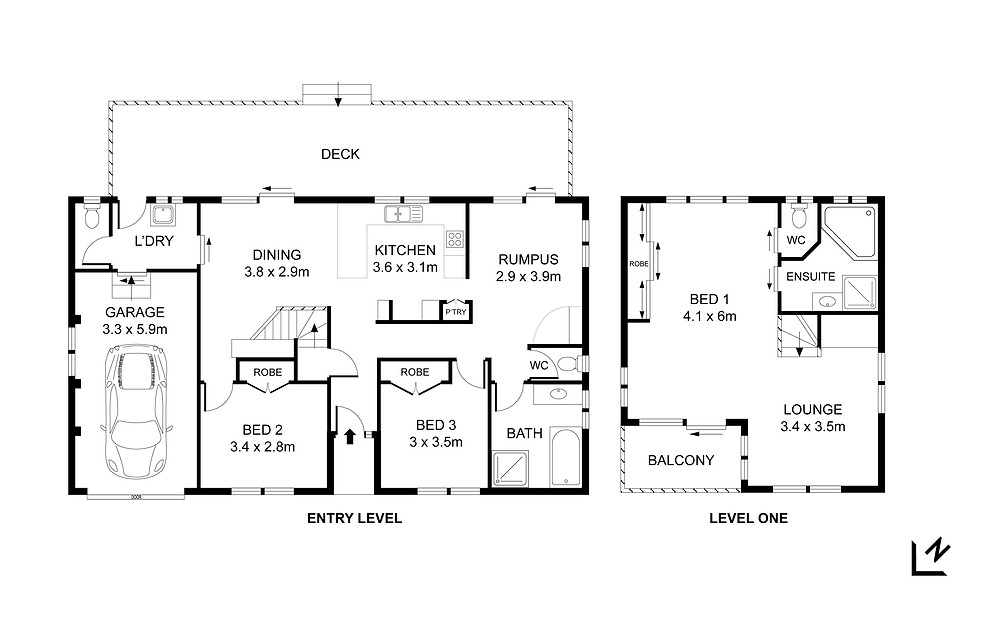 iDeal Photography currently provides an accurate floor plan service, either measured onsite, or using existing plans or drawings.