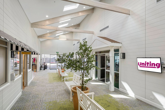 Central Coast in Sydney aged care and retirement village marketing images