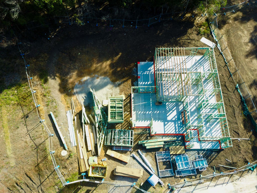 Construction Time-Lapse Photography, Central Coast, NSW
