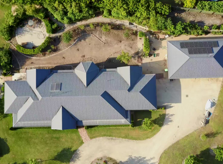 Take advantage of drones for real estate photography