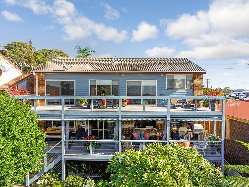 Aerial Drone Property Photos Central Coast Australia