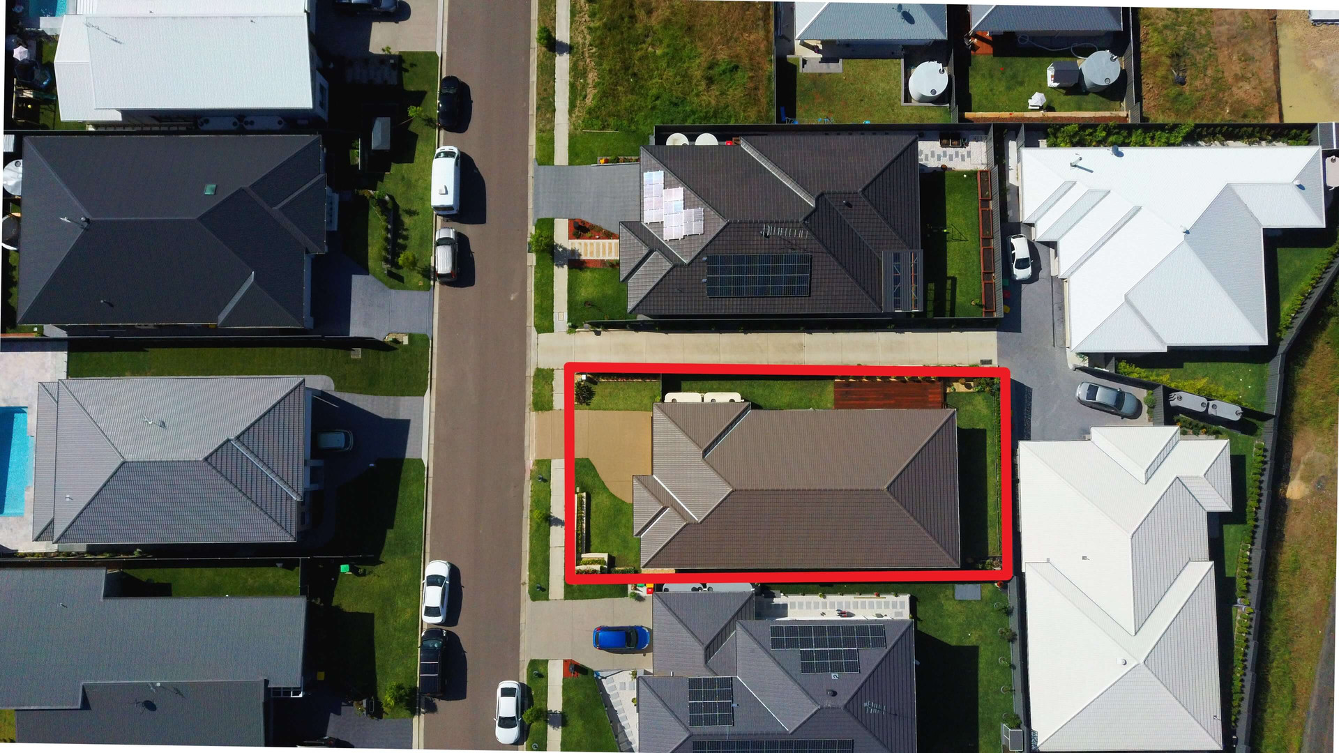 Aerial Photography for Residential Real