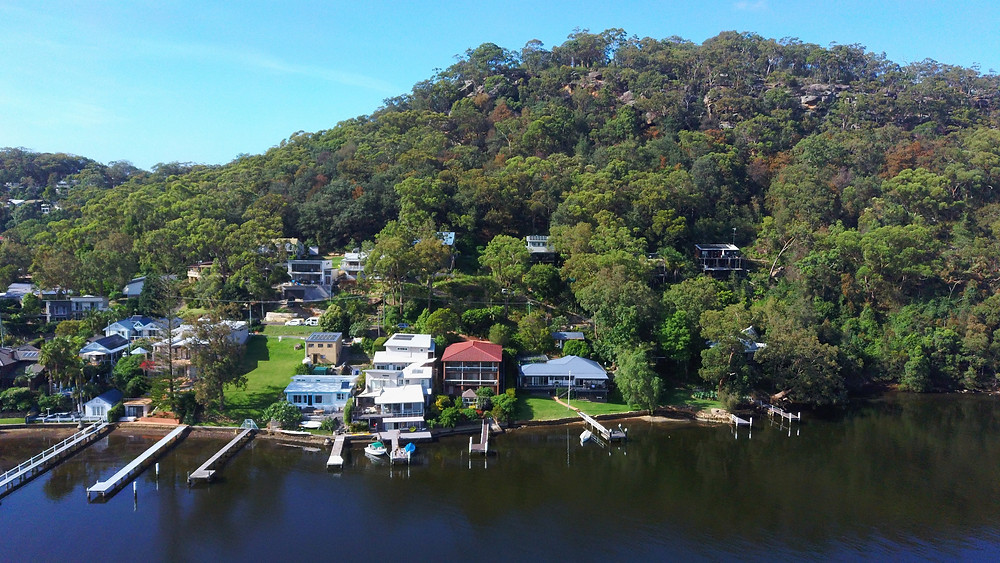 central coast aerial images of your home for christmas gifts