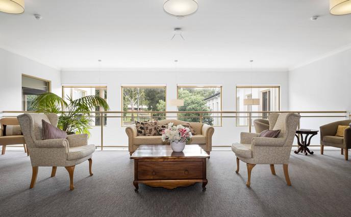 Sydney retirement home marketing images