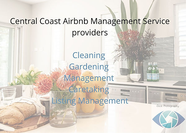 central coast airbnb cleaning and management services providersoast airbnb cleaning and managemtn services providers