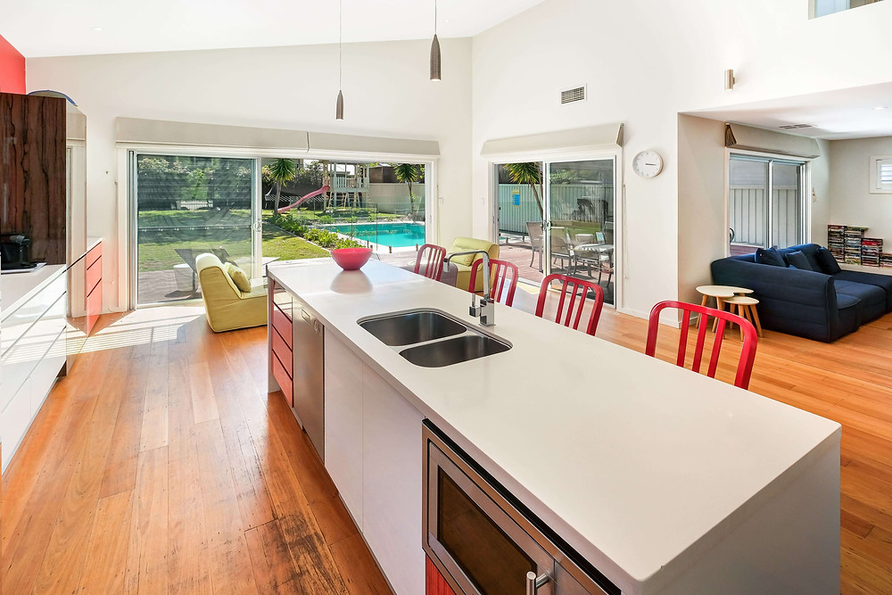 Sydney Northern Beaches holiday accommodation photographer