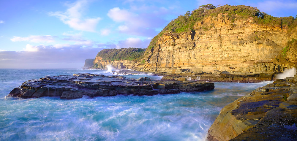 Central Coast Landscape Photos Gallery