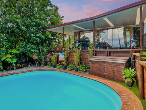 Preparation of Swimming Pools for Real Estate Photography