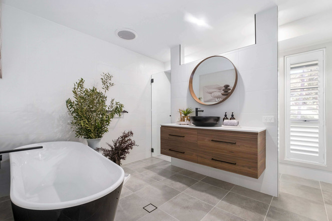 New bathroom photography