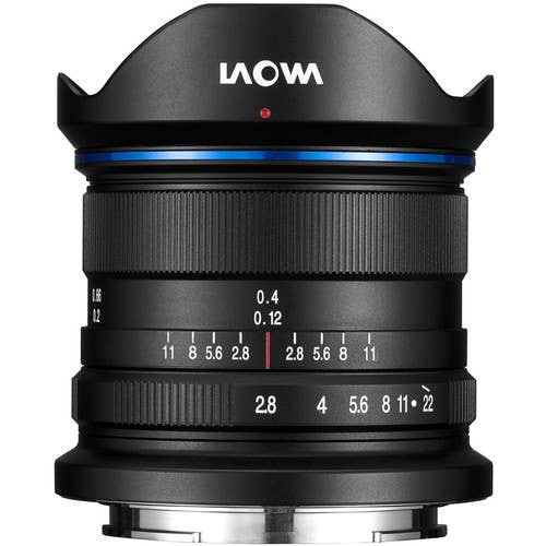 Laowa 9mm f/2.8 Lens for Fujifilm X Real estate photography lens