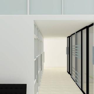 virtual 3D office design service