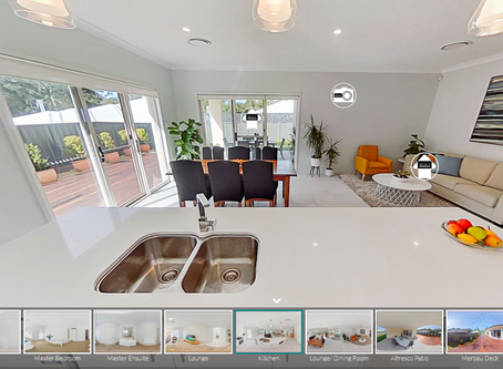 Australian Real Estate Virtual Photography takes off in 2020