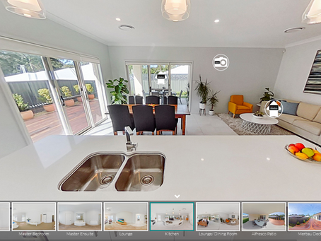 Australian Real Estate Virtual Photography takes off in 2021