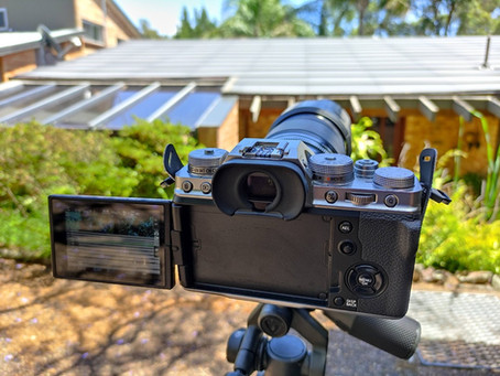 Real life experience of using Fujifilm XT4 X mount system as a professional real estate photographer