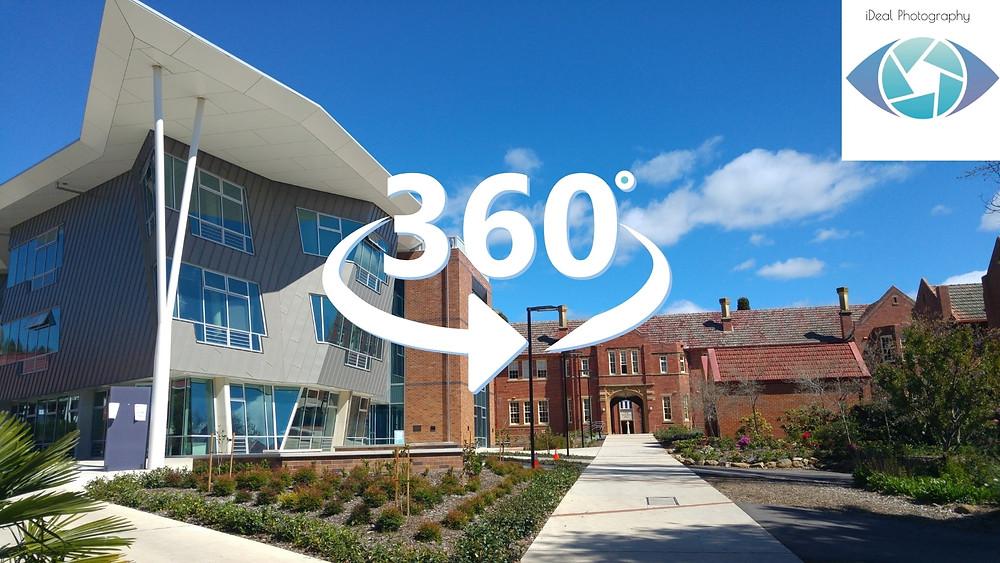 School education 360 Virtual tour provider