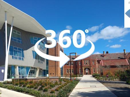 School Virtual 360 Tours,