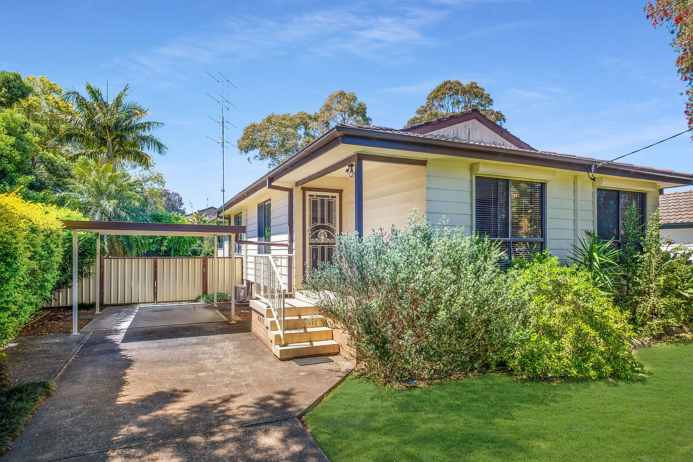 real estate photography Berkeley Vale central coast New South Wales