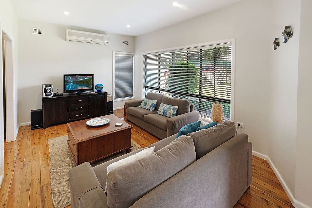 holiday real estate photography central coast nsw