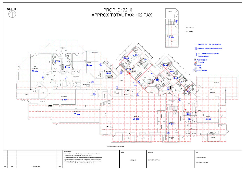 commercial floor plans and property inspections
