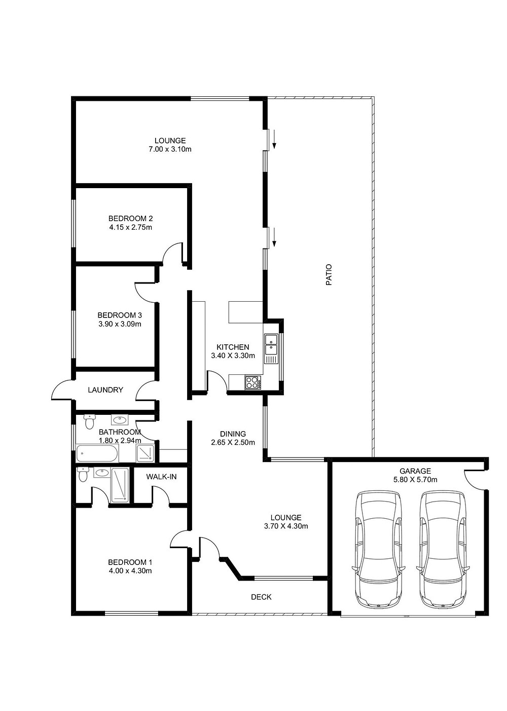 central coast real estate photography floor plan service