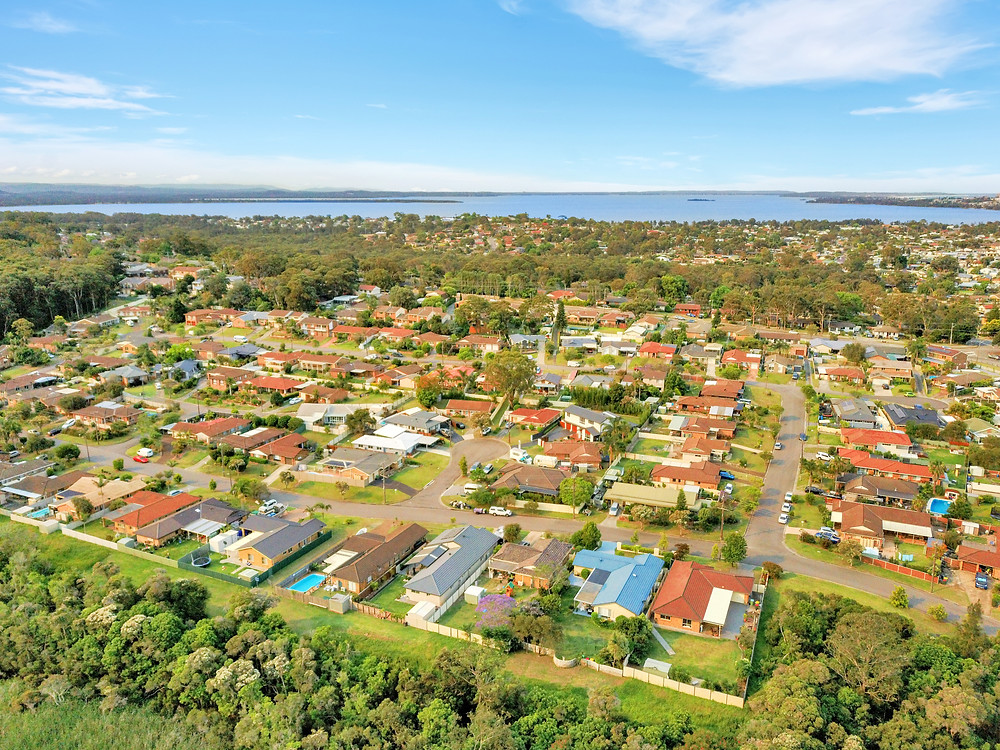 Aerial (Drone) Photography & Videography for Real Estate and Business on the Central Coast of NSW