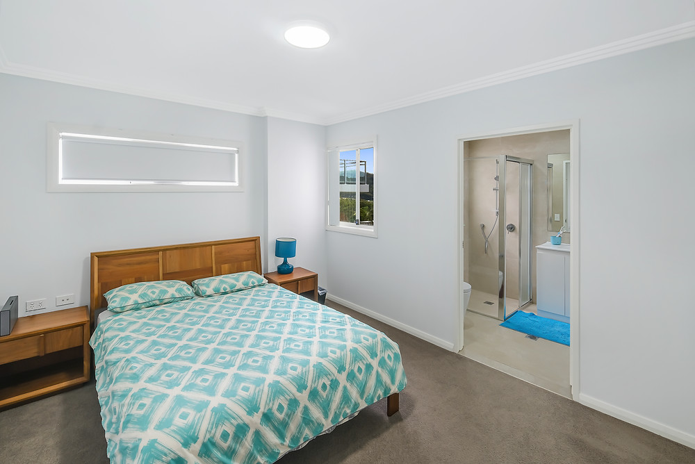 Professional rental accommodation photography on the Central Coast Australia