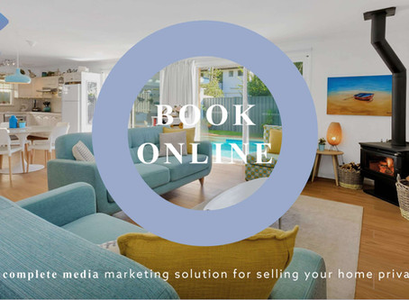 Get the complete photography media marketing package for selling your home privately.