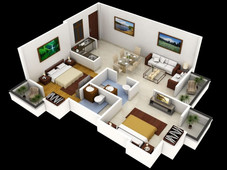 3d real estate rendering plans central coast