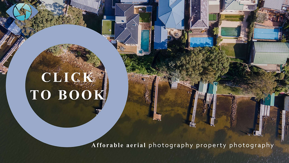 Aerial image of your home for wall art Central Coast NSW