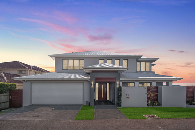 New Build home builder photography