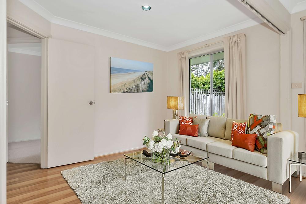 Digital declutter & virtual staging Real Estate Service Australia