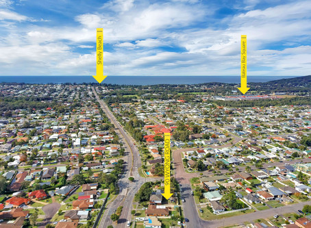 Benefits of using aerial drop pens for real estate photography