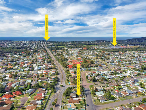 Benefits of using aerial drop pins for real estate photography