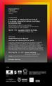 Debate entre os artistas Juan Parada, Samuel Dickow, Janete Anderman e Willian Santos, na Galeria Po