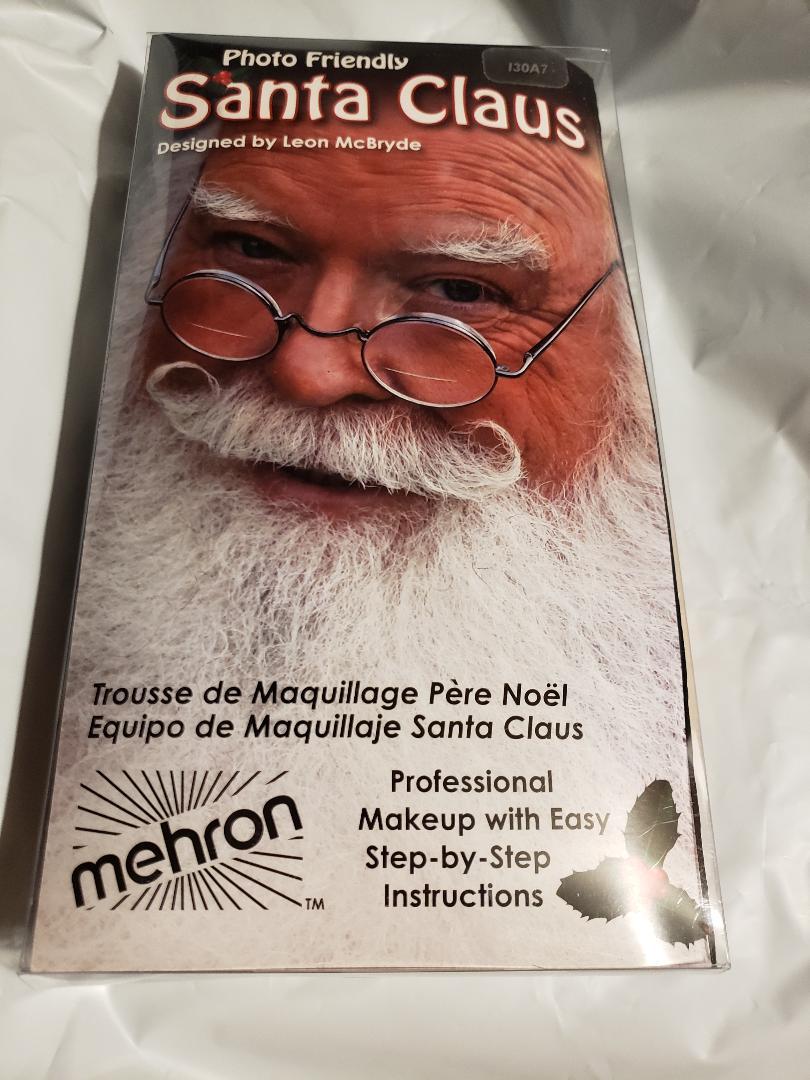 Mehron Santa Kit 2