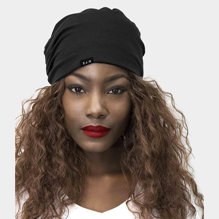 Wona Beanie Black