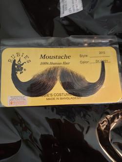 Rubies Moustache 2013 dk grey