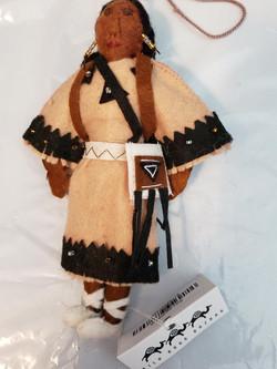 Silk Road Sacagawea
