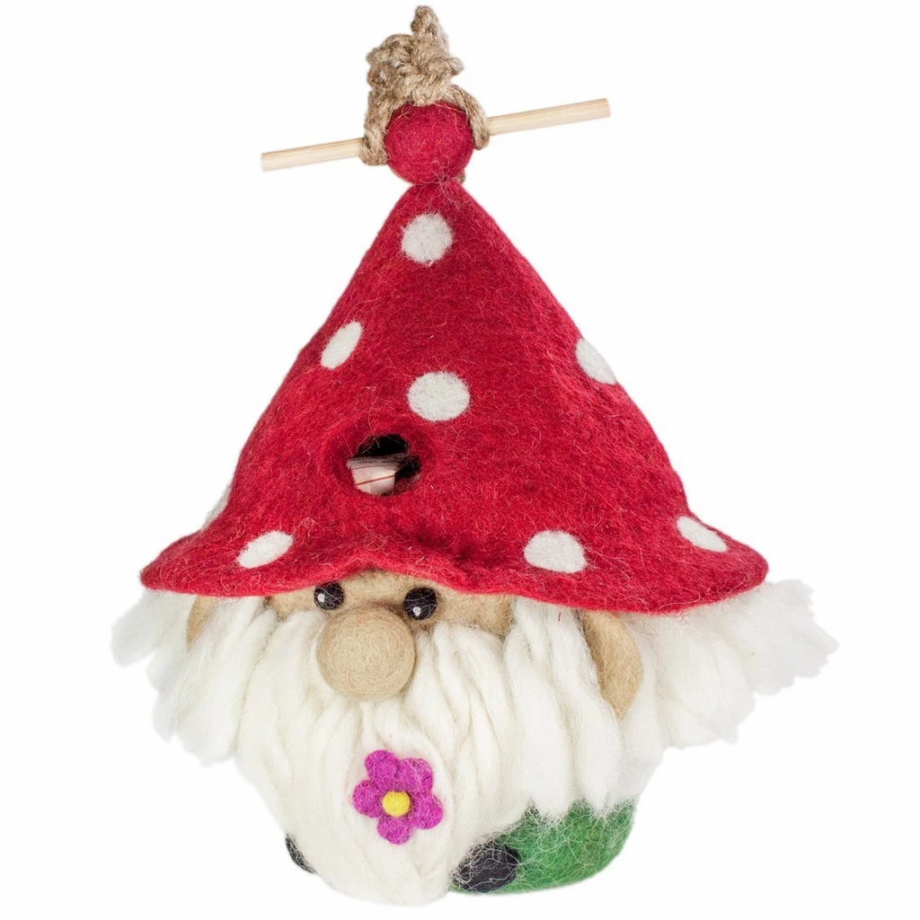 Global birdhouse garden gnome 6407460239