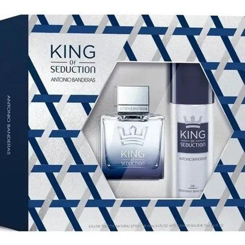 King of Seduction - Antonio Banderas Pack