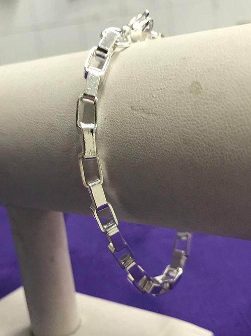 Pulsera cadena acero quirúrgico