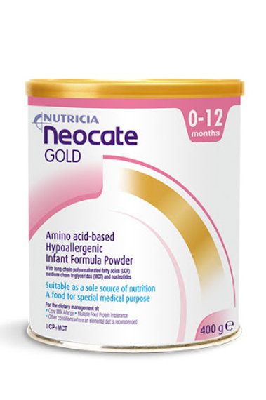 Neocate Gold x 400grs.