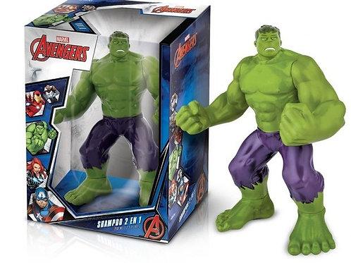 Shampoo Avengers - Hulk 2 en 1