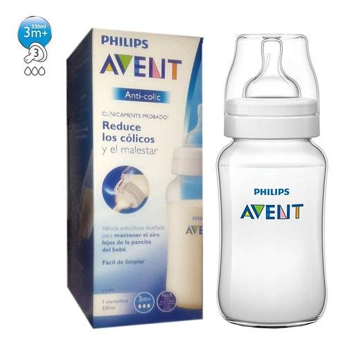 PHILIPS AVENT Anti-colic (mamadera 330ml)