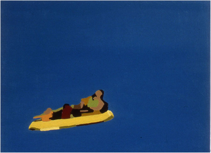 Untitled (raft)