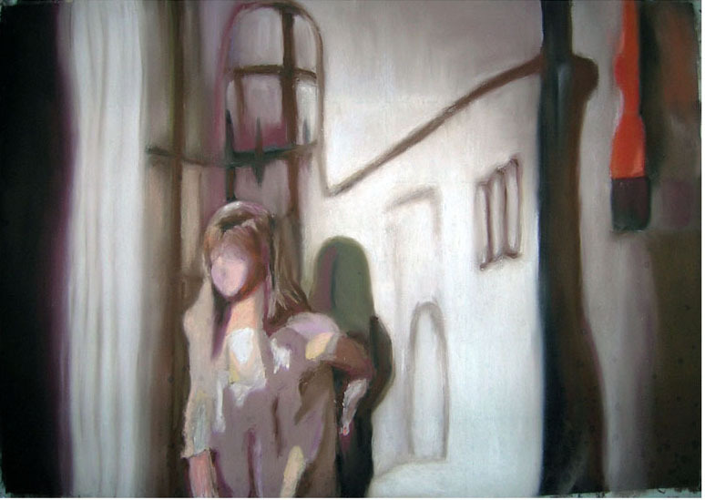 Untitled (girl) 2007