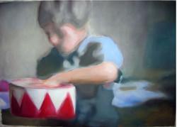 Untitled (drum) 2006