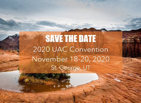 2020 UAC Convention Announced!